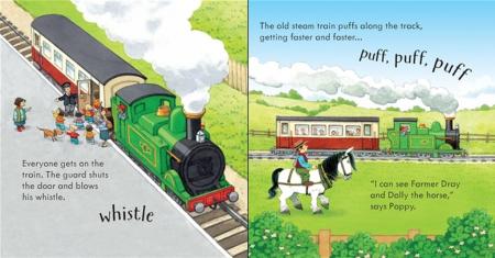 Poppy and Sam's noisy train [2]