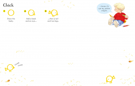 Poppy & Sam's Step-By-Step Drawing Book [2]