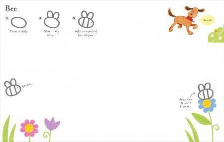 Poppy & Sam's Step-By-Step Drawing Book [7]