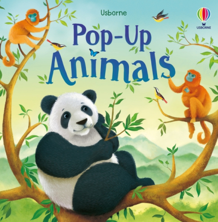 Pop-up animals Usborne [0]
