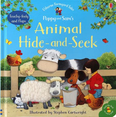 Popy and Sam's animal Hide-and-seek [0]