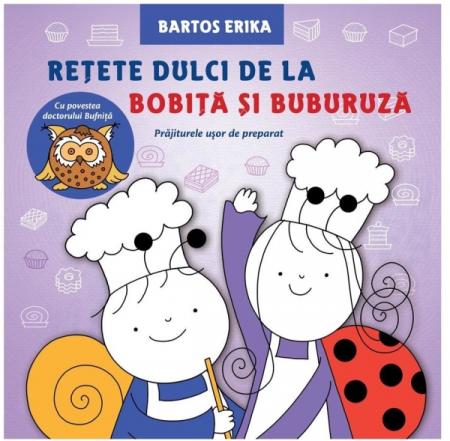 Rețete dulci de la Bobiță și Buburuză [0]