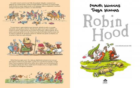 Robin Hood Mauri Kunnas [1]