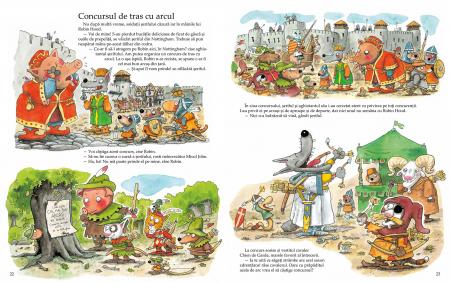 Robin Hood Mauri Kunnas [5]