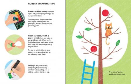 Rubber stamp activities garden [1]