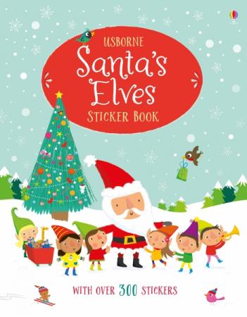 Santa's elves sticker book [0]