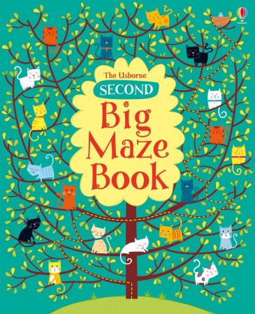 Second big maze book [0]