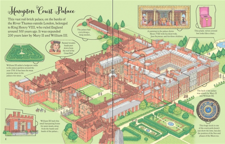 See inside famous palaces [2]