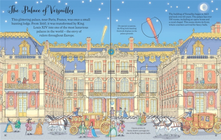 See inside famous palaces [3]