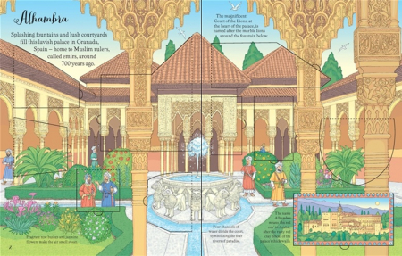 See inside famous palaces [1]