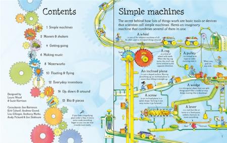 See inside how things work [1]