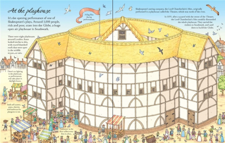 See inside the world of Shakespeare [2]