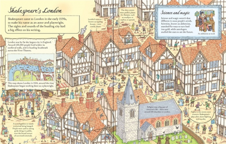 See inside the world of Shakespeare [1]