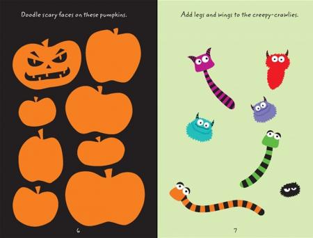 Spooky doodles [2]