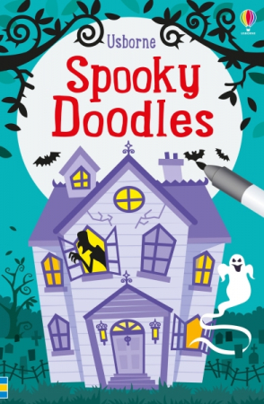 Spooky doodles [0]