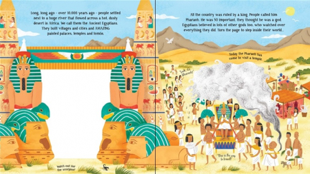 Step inside Ancient Egypt [3]