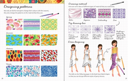 Sticker dolly dressing Design Studio: Party Clothes [3]