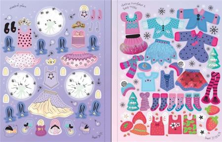 Sticker dolly dressing Fairies [1]