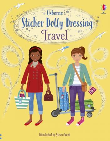 Sticker dolly dressing Travel [0]
