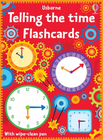 Telling the time flash cards [0]