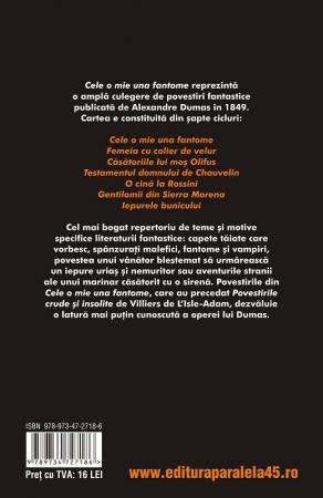 Testamentul domnului de Chauvelin. O cină la Rossini [1]