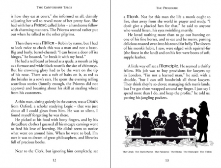 The Canterbury Tales [2]