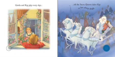 The Snow Queen Listen and read [1]
