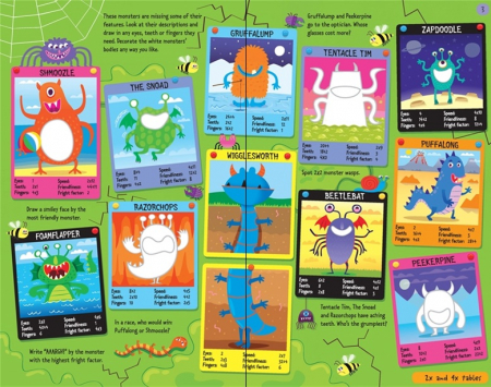 Times tables activity pad [3]