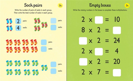 Times tables practice pad [3]