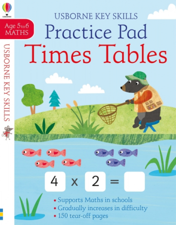 Times tables practice pad 5-6 [0]