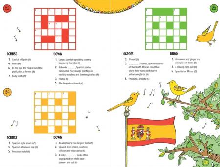 Travel crosswords [3]