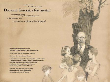 Ultima călătorie. Doctorul Korczak și copiii săi [1]