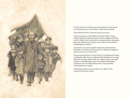 Ultima călătorie. Doctorul Korczak și copiii săi [2]