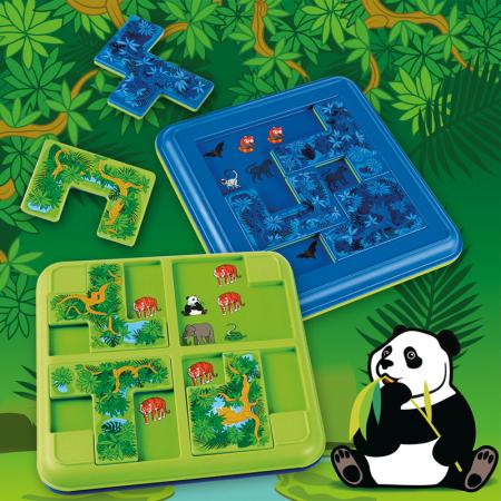 Jungle - Hide & Seek [1]