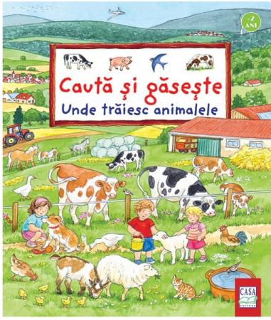 Unde trăiesc animalele [0]