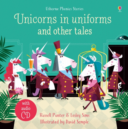 Unicorns in Uniforms and other tales [0]