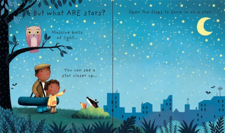 What are stars? [1]