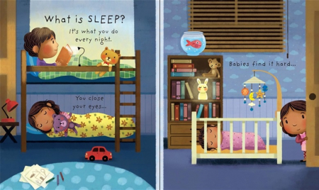 What is sleep? [1]