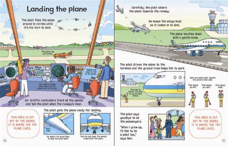 Wind-up plane book [3]