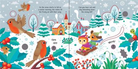 Winter wonderland sound book [1]