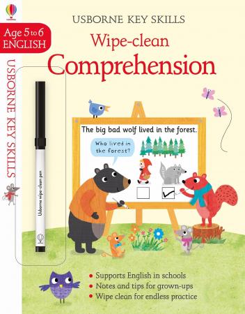 Wipe-clean comprehension 5-6 [0]
