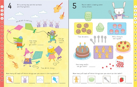 Wipe-clean counting [2]
