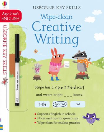 Wipe-clean creative writing 5-6 [0]