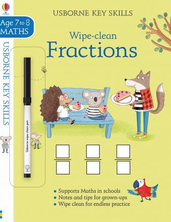 Wipe-clean fractions 7-8 [0]