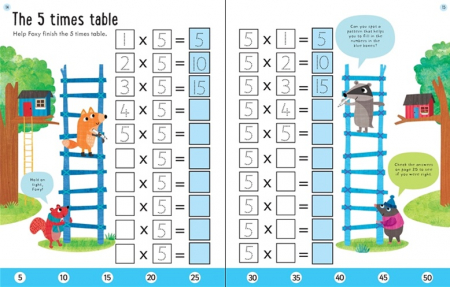 Wipe-clean times tables 5-6 [2]