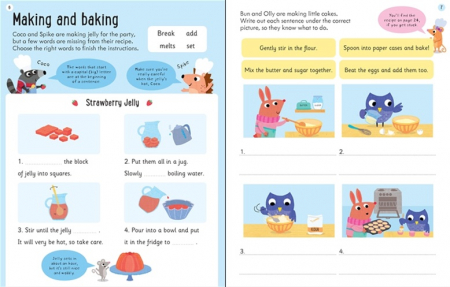 Wipe-Clean Writing Skills 5-6 [2]