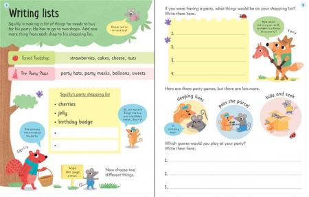 Wipe-Clean Writing Skills 5-6 [1]