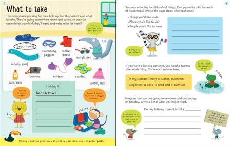 Wipe-clean writing skills 6-7 [3]
