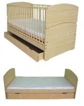Patuturi lemn 140 x 70 cm