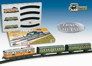 Trenulete jucarii